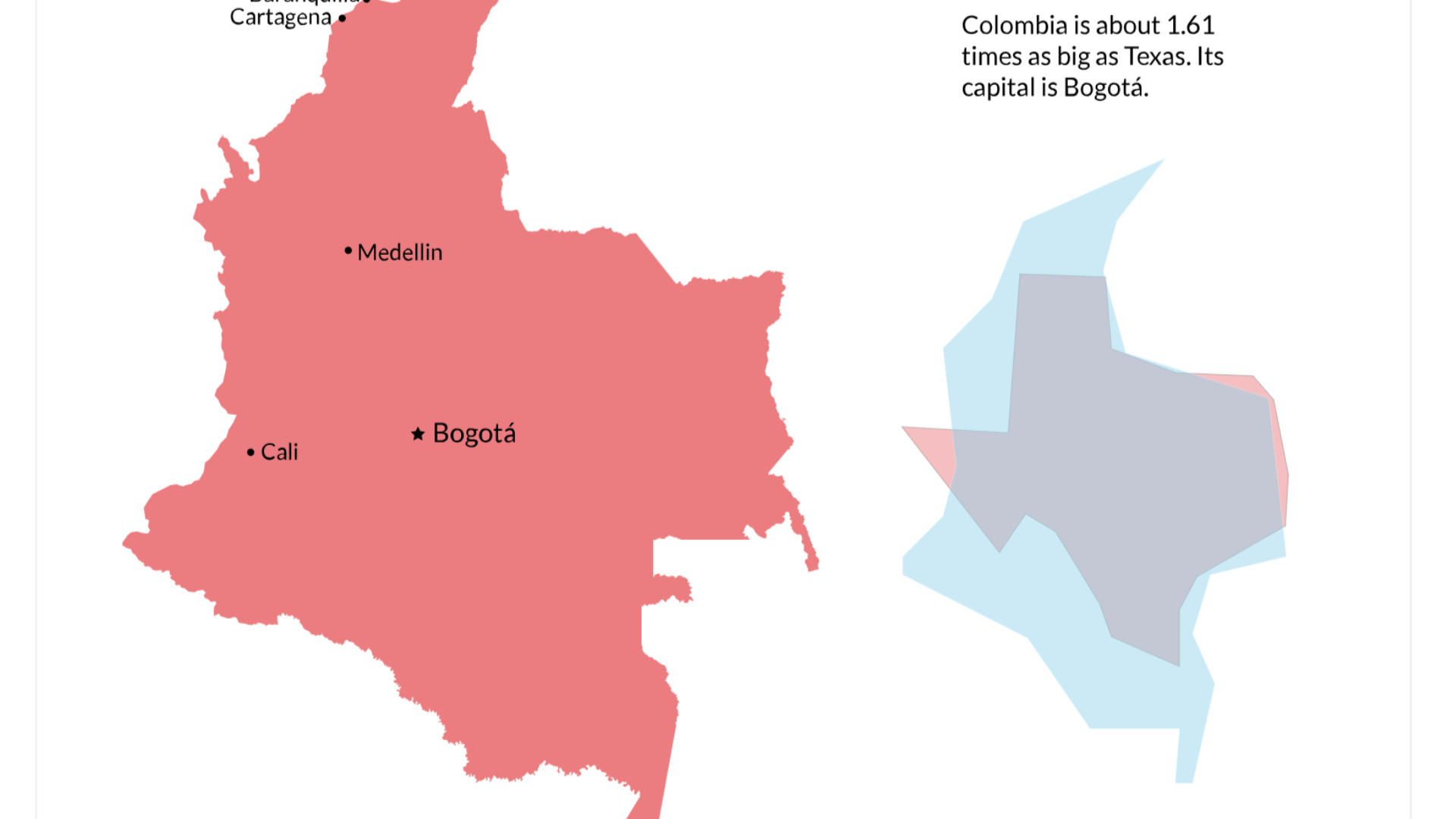 The Colombian Data Atlas